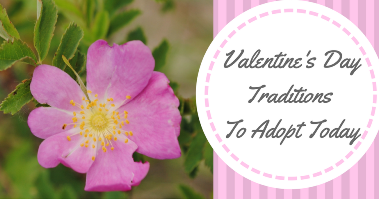 Family Valentine's Day Traditions To Adopt Now